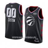 Maillot All Star 2019 Tornto Raptors Personnalise Noir