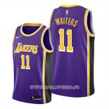 Maillot Los Angeles Lakers Dion Waiters No 11 Statement 2020 Volet