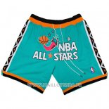 Short All Star 1996 Jsut Don Vert