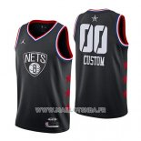 Maillot All Star 2019 Brooklyn Nets Personnalise Noir