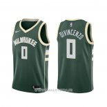 Maillot Milwaukee Bucks Donte Divincenzo NO 0 Icon Vert
