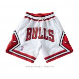 Short Chicago Bulls Just Don Blanc