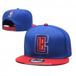 Casquette Los Angeles Clippers 9FIFTY Snapback Bleu2