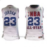Maillot All Star 2003 Michael Jordan No 23 Blanc