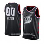Maillot All Star 2019 Portland Trail Blazers Personnalise Noir
