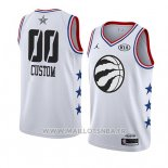 Maillot All Star 2019 Tornto Raptors Personnalise Blanc