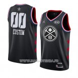 Maillot All Star 2019 Denver Nuggets Personnalise Noir