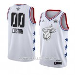 Maillot All Star 2019 Miami Heat Personnalise Blanc