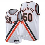 Maillot Los Angeles Clippers Corey Maggette No 50 Classic Edition 2019-20 Blanc