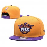 Casquette Phoenix Suns 9FIFTY Snapback Orange Volet