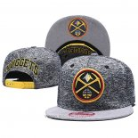 Casquette Denver Nuggets 9FIFTY Snapback Gris