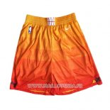 Short Utah Jazz Ville Orange