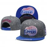 Casquette Los Angeles Clippers Gris Bleu