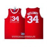 Maillot Film Big State Jesus Shuttlesworth No 34 Rouge