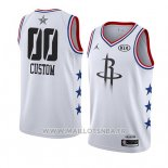 Maillot All Star 2019 Houston Rockets Personnalise Blanc