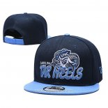 Casquette North Carolina Tar Heels 9FIFTY Snapback Bleu2