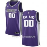 Maillot Sacramento Kings Personnalise 2017-18 Volet