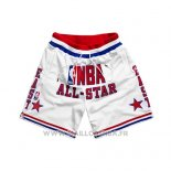Short All Star 1988 Jsut Don Blanc