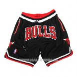 Short Chicago Bulls Just Don Noir2