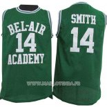 Maillot Film Bel-air Academy Smith No 14 Vert