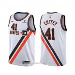 Maillot Los Angeles Clippers Amir Coffey NO 41 Classic Edition 2019-20 Blanc
