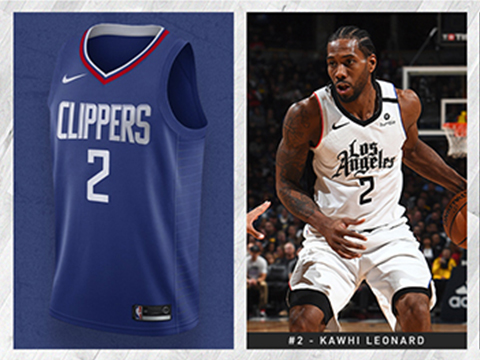 Maillot Basket Los Angeles Clippers