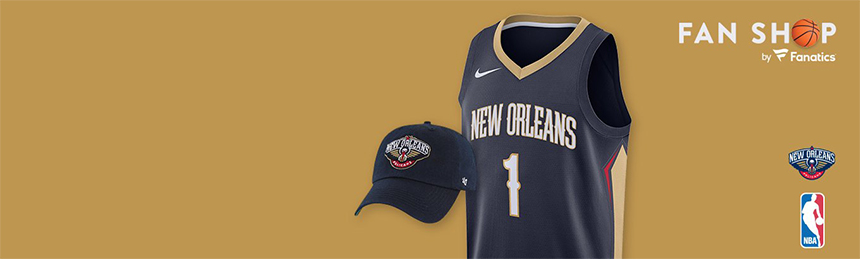maillot New Orleans Pelicans