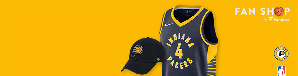 maillot nba Indiana Pacers