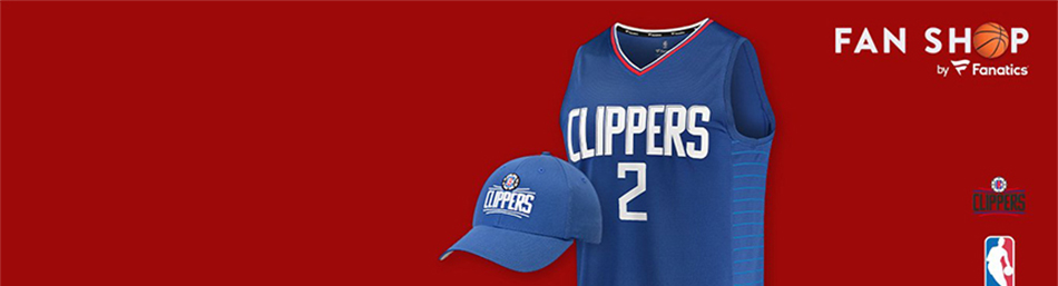 maillot nba Los Angeles Clippers