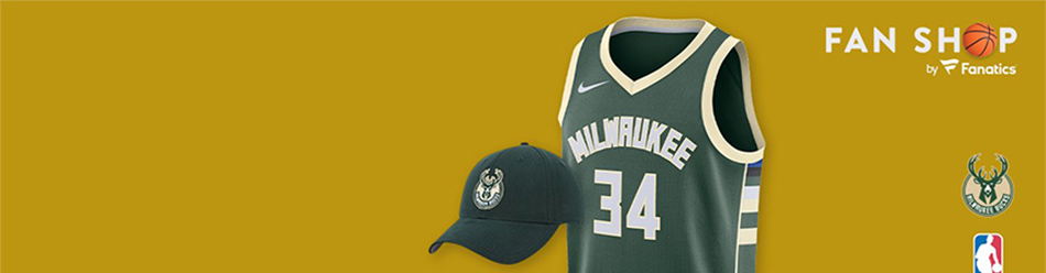 maillot nba Milwaukee Bucks