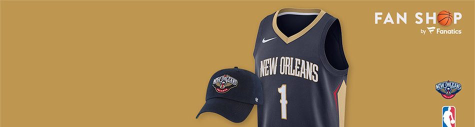 maillot nba New Orleans Pelicans